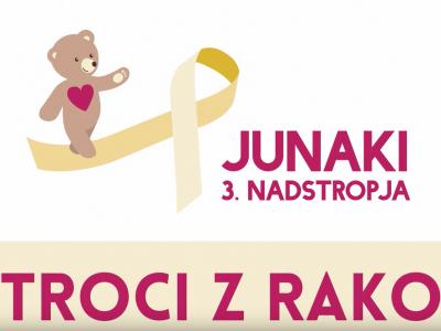 Pripni si zlato pentljo – ozaveščanje o otroškem raku